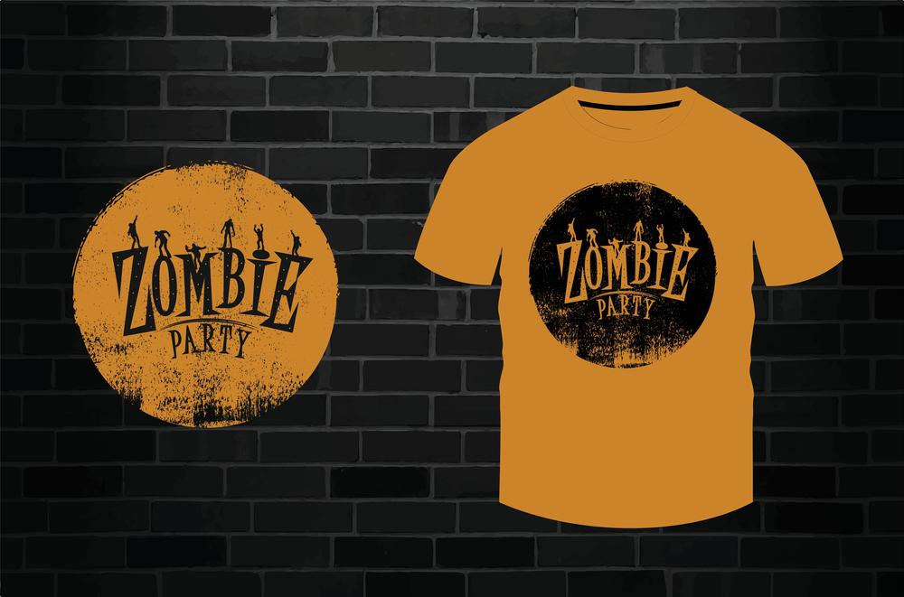 Zombie T Shirt Printing