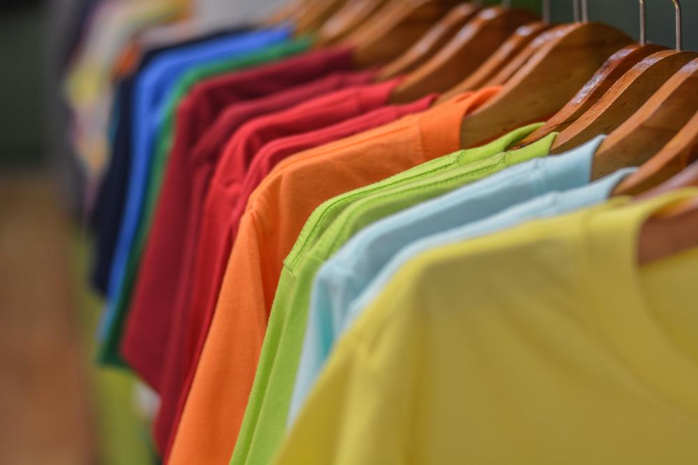 Color Combination T Shirt Plus