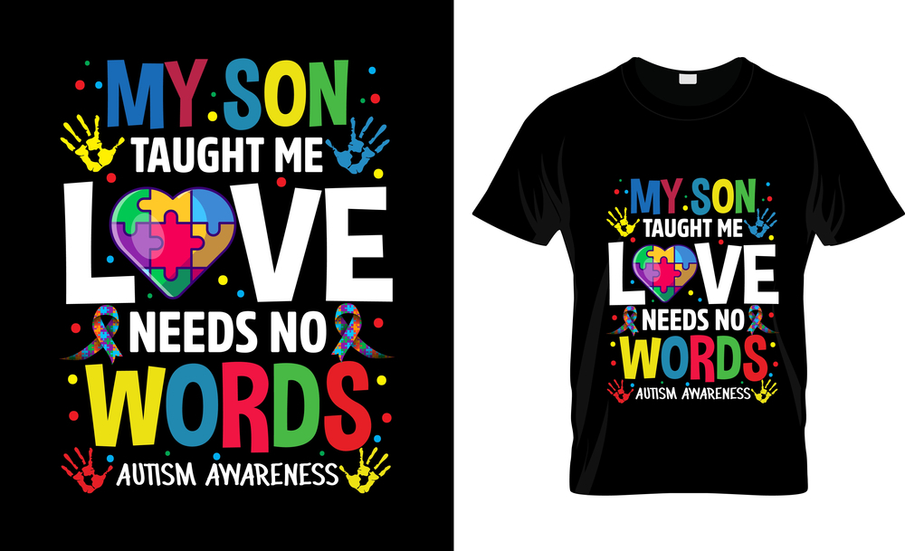 Disability T Shirt Design Slogans
