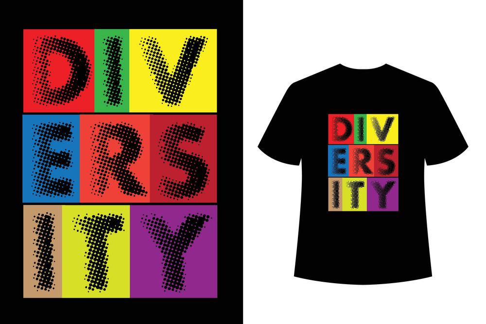 Diversity T Shirt